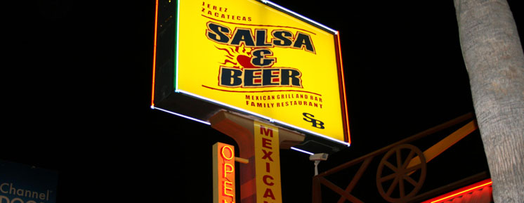 Salsa And Beer Authentic Mexican Food From Jerez Zacatecaz